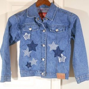 COPY - Vintage Guess Denim Jacket